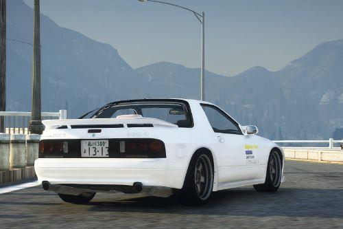 Correct Suspension & Gear Ratios Pack for Mazda RX-7 FC3S