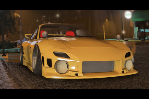 Mazda RX-7 FD [Add-On | Tuning | RHD]