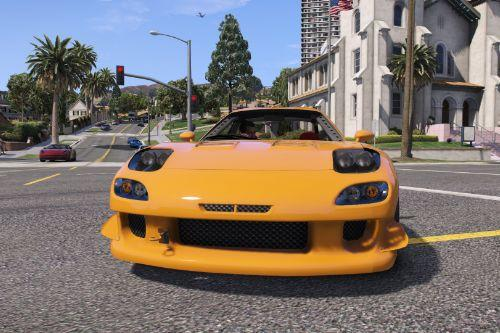 Mazda RX7 [Add-On | RHD]