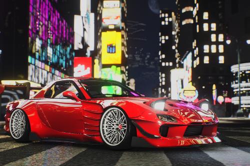 Mazda RX7 FD BN Sport BLS