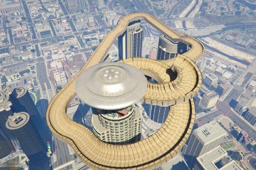 Maze Bank Mega Spiral Ramp
