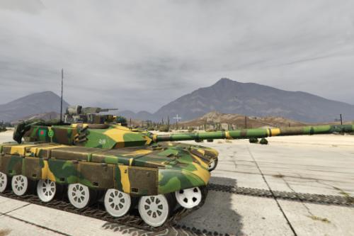 MBT-2000BD Bangladesh Army Main Battle Tank