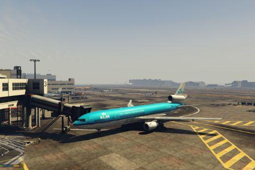 McDonnell Douglas MD-11 Liveries Mega Pack (Alitalia, Delta, Finnair, Swissair, Swiss, KLM, Varig, Martinair, LTU, House)