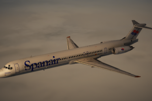 McDonnell Douglas MD-80 Package [Add-on I Package I Tuning I Liveries]