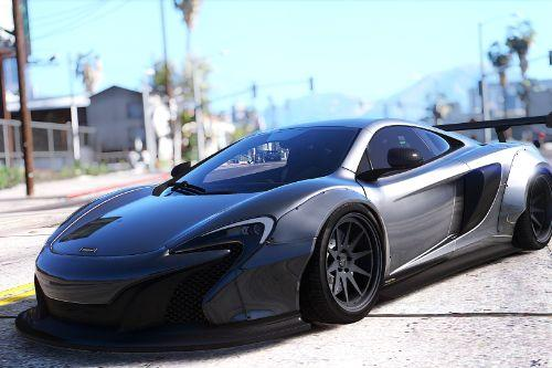 McLaren 650S Coupe ZenWorks [Replace]