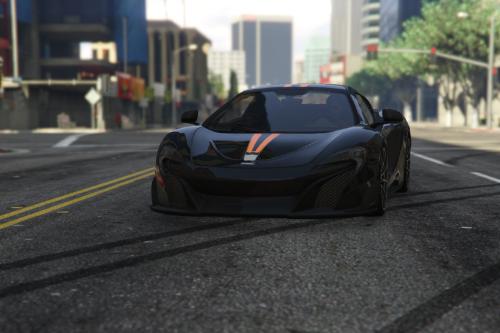 Handling for [YCA]Se7enMoon's McLaren 675LT Spider