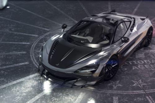 Mclaren 720S topcar Fury [Add-On]