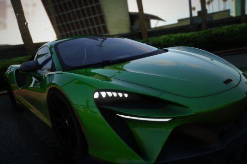 McLaren Artura [Add-On | Extras]