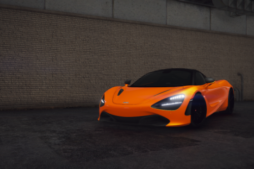 McLaren Add-On Pack [MSO-Tuning]