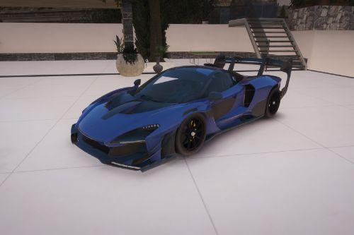 McLaren Senna GTR [Add-On]