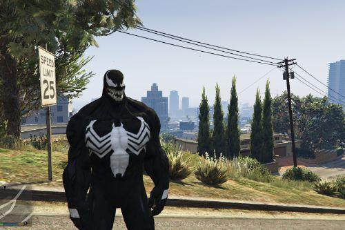 MCOC Venom [Add-On Ped]