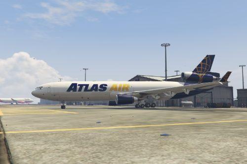 MD-11F Atlas Air Livery