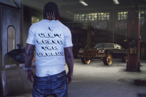 Mechanic T-shirt (Franklin)