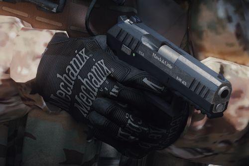 Mechanix Gloves [EUP]
