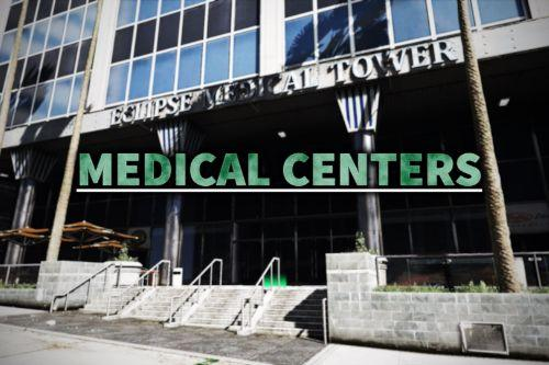 Medical Centers [.NET]
