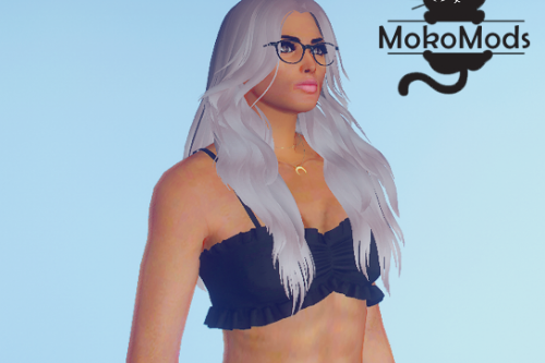 Medium Length Curly Hairstyle for MP Female