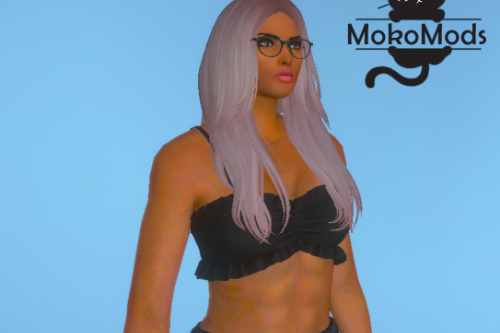 Medium Length Hairstyle for MP Female