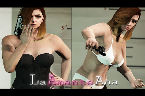 Meet Ana La Amante - Requested Skin - Menyoo and Skin Control