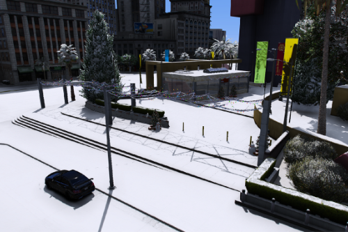 Meeting Point ChristmasV [YMAP] [XML] [FiveM]