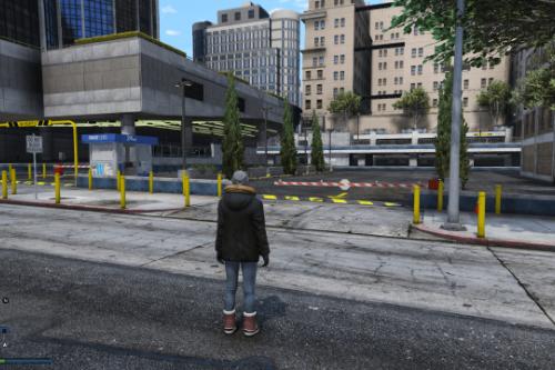 Meeting Point garage [YMAP / FiveM]