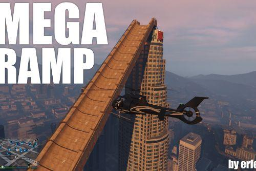 Mega Ramp [objects.ini]