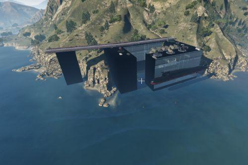 Mega Secret Pacific Base