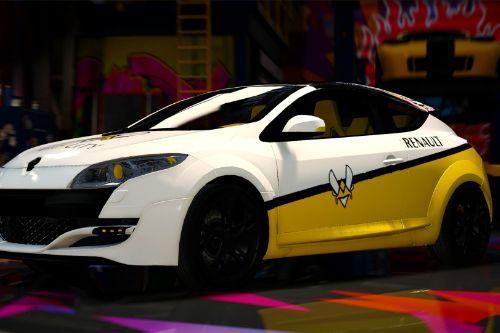 Renault Megane RS - Vitality Paintjob