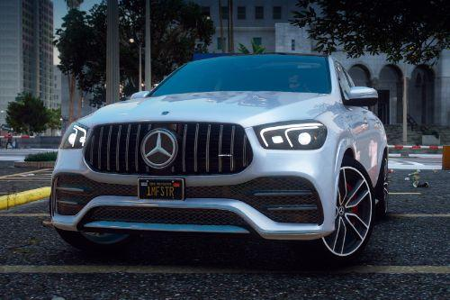 Mercedes-AMG GLE 53 Coupe 2020 [Add-On]