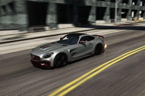 Mercedes-AMG GT S Mansory [Add-On / Replace]