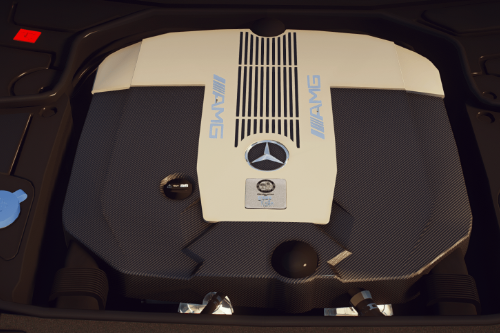 Mercedes-AMG M279 V12 Engine Sound [OIV Add On / FiveM | Sound]