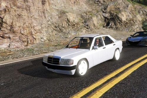 Mercedes-Benz 190E 2.5 W201 [Add-On]