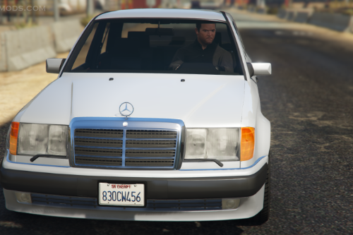 Mercedes-Benz 500E (W124) [Add-On / Replace]