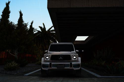 Mercedes-Benz AMG G63 2019 [Add-On / Replace]