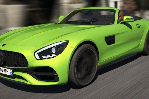 Mercedes-Benz Amg Gtc [Add-on/Replace]
