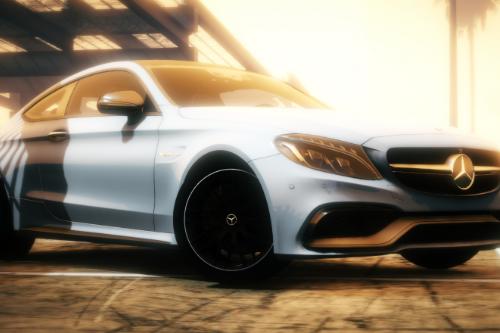Mercedes-Benz AMG V8 Sound Mod