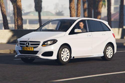 Mercedes-Benz B Class [Unlocked]