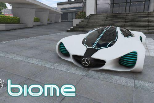 Mercedes-Benz Biome Concept [Addon/Replace]