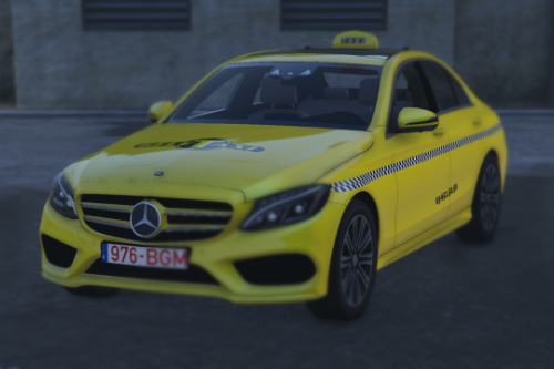 Mercedes-Benz C-Class W205 | Taxi | [Replace]