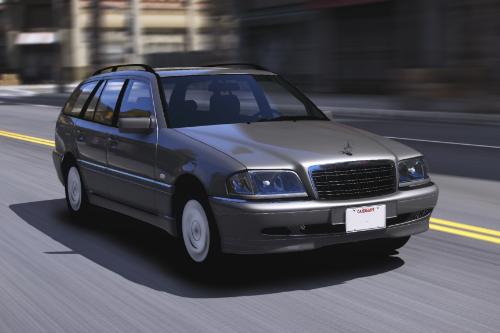 Mercedes-Benz C Estate 1996 [Add-On]