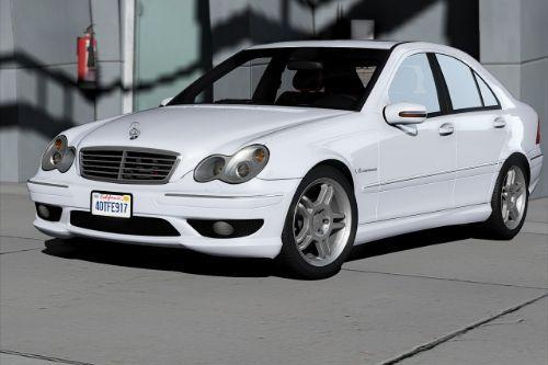 Mercedes-Benz C32 AMG 2004 [Add-On]