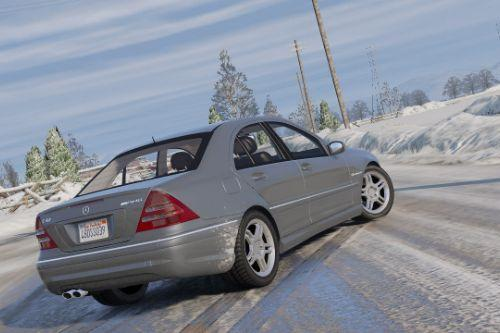 Mercedes-Benz C32 AMG 2004 [Add-On / Replace]