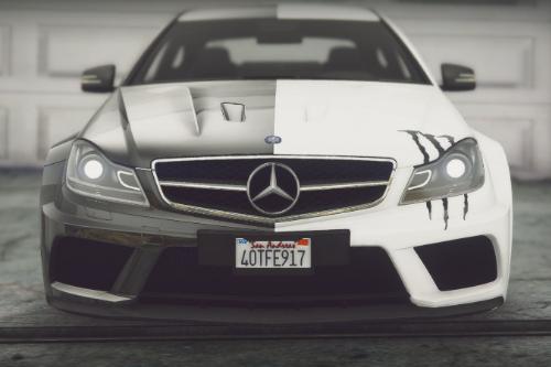 Mercedes-Benz C63 [Livery] speedhunters
