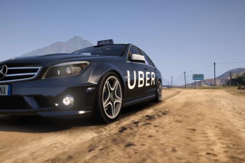 Mercedes-Benz C63 - Uber