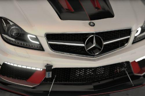 Mercedes-Benz C63 W507 [Add-On  |  Tuning]