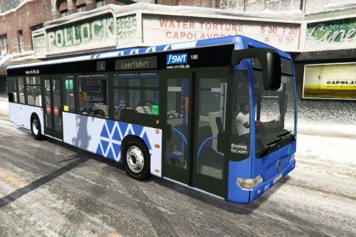 2010 Mercedes-Benz Citaro - VRT Winter Bus [Paintjob]