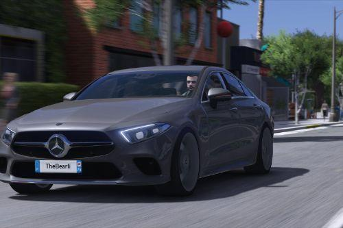 Mercedes-Benz Cls 2019 [Replace] 1.2