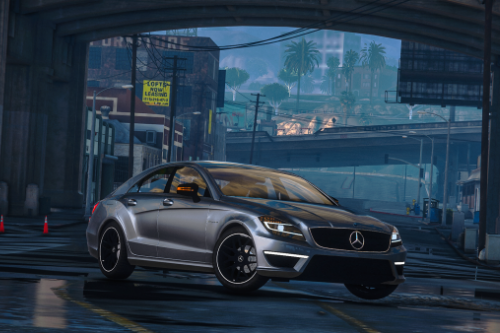 Mercedes-Benz CLS 63 AMG [Replace/Extra's]