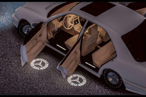 Mercedes-Benz E55 AMG W210 [Add-On]