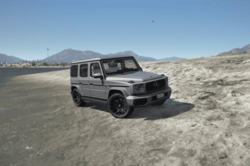 Mercedes-Benz G63 AMG Sound Swap