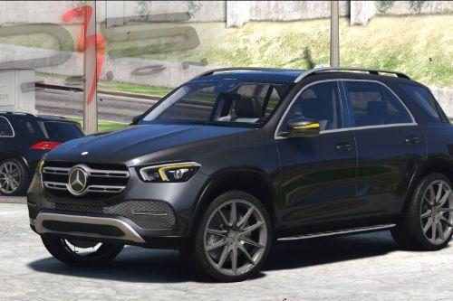 Mercedes-Benz GLE 450 4MATIC (V167) '2019 [Add-On | AO | Template]